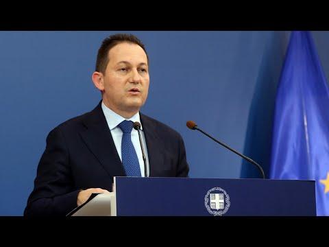 Δήλωση του Κυβερνητικού Εκπροσώπου Στέλιου Πέτσα για ζητήματα που σχετίζονται με την πανδημία