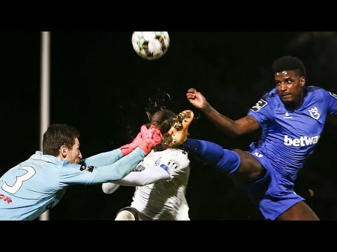 Nanu incident Belenenses - FC Porto 04.02.2021