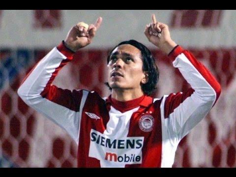 Giovanni Silva de Oliveira (1999-2005) Όλα τα Γκολ με τον Ολυμπιακό